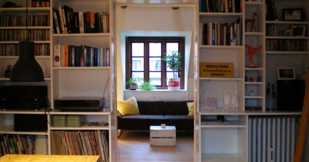 Charming Cph apartment w/ mezzanine