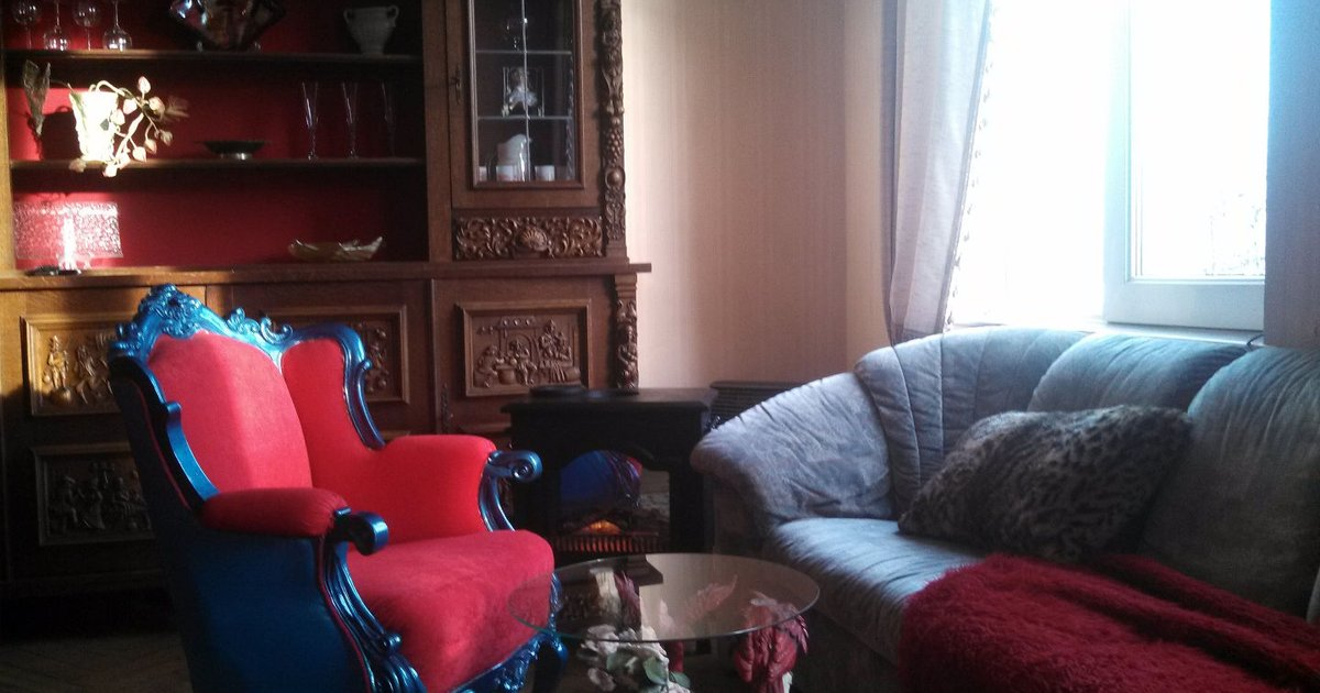 Apartment on Heroes square 35$