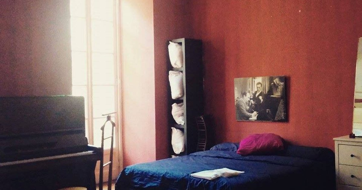 Single Room In San Salvario