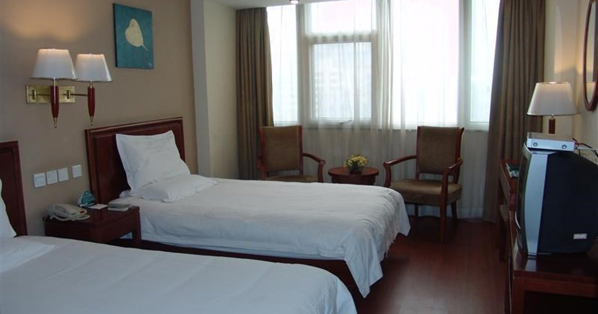 GreenTree Inn Wuxi West Jiefang Road Business Hotel
