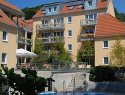 Top-10 hotels in the center of Bad Schandau