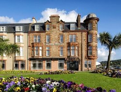 Top-4 hotels in the center of Campbeltown