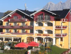 Top-10 hotels in the center of Rohrmoos