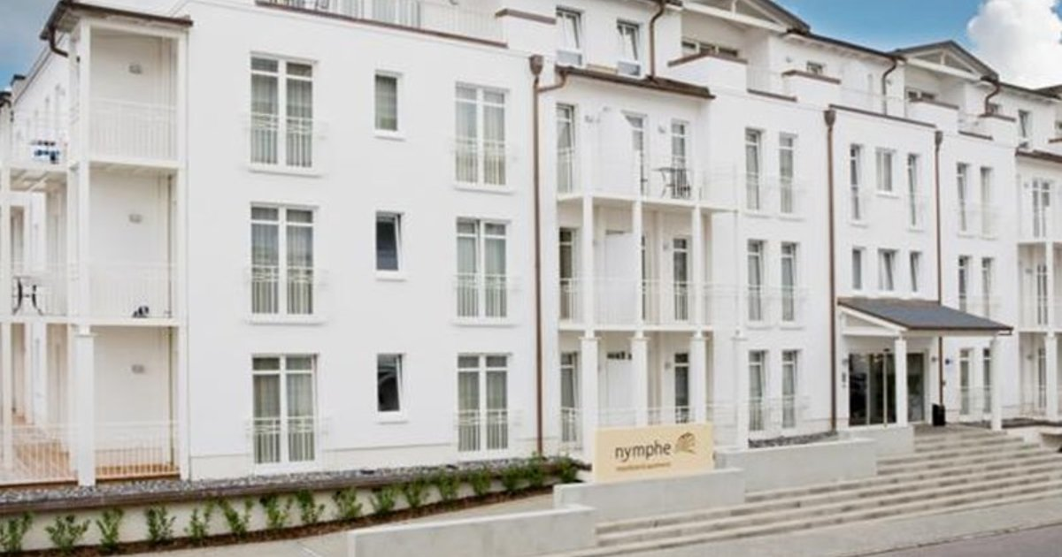 Nymphe Strandhotel & Apartments