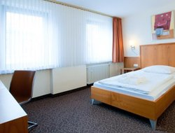 Top-10 hotels in the center of Duisburg