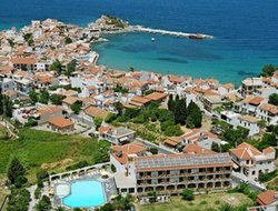 Top-9 hotels in the center of Kokkari