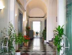Top-10 hotels in the center of Viareggio