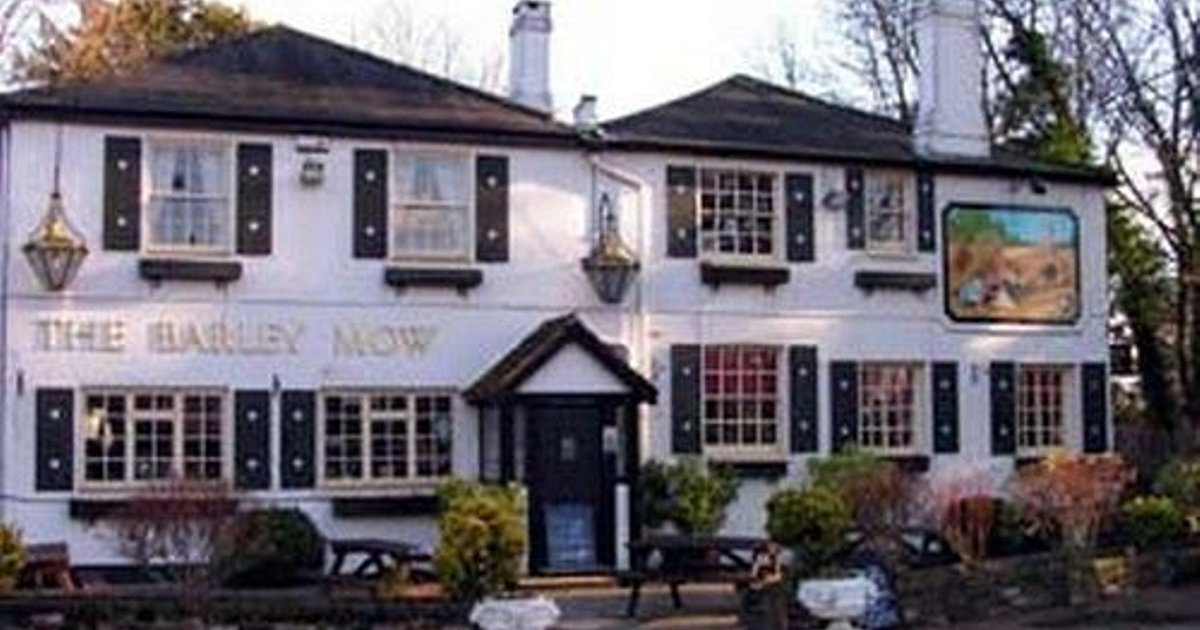 The Barley Mow - Restaurant with rooms
