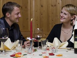 Alpbach hotels with restaurants