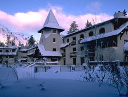 Top-3 hotels in the center of Olympic Valley