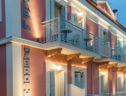 Top-7 hotels in the center of Poros Island
