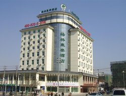 Top-10 hotels in the center of Yangzhou