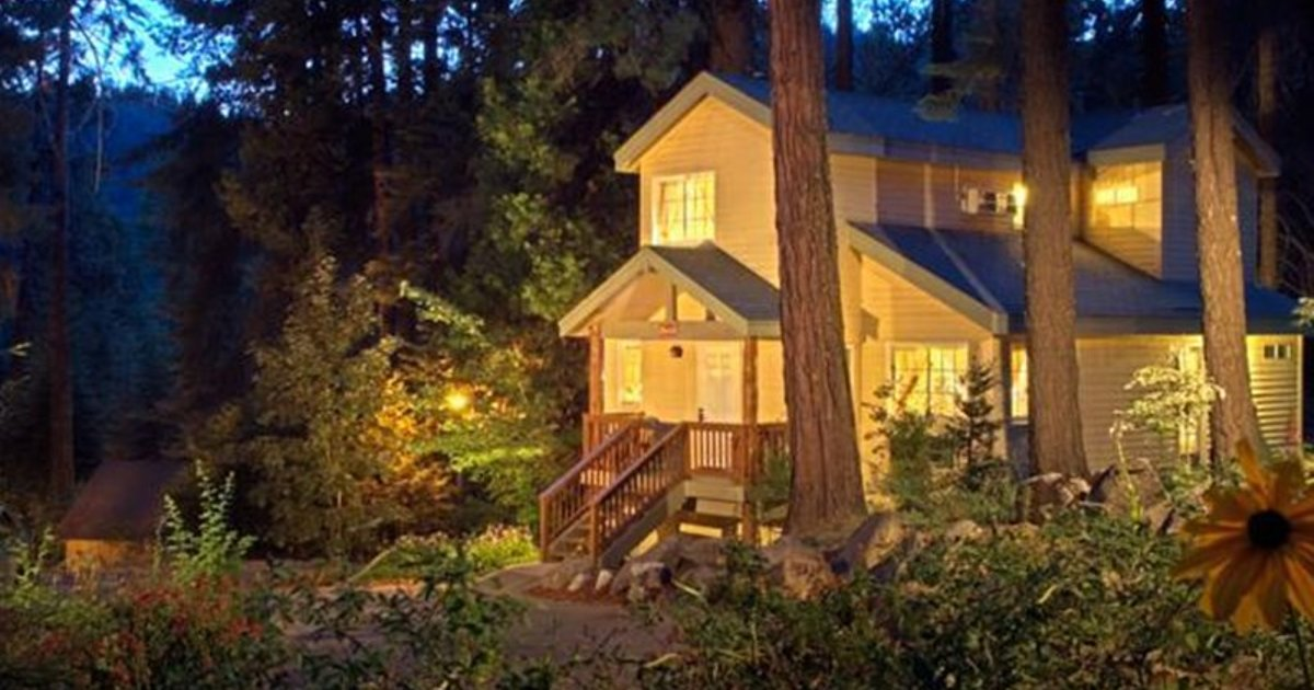 The Cottages At Tenaya Lodge