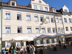 Top-9 hotels in the center of Bad Toelz