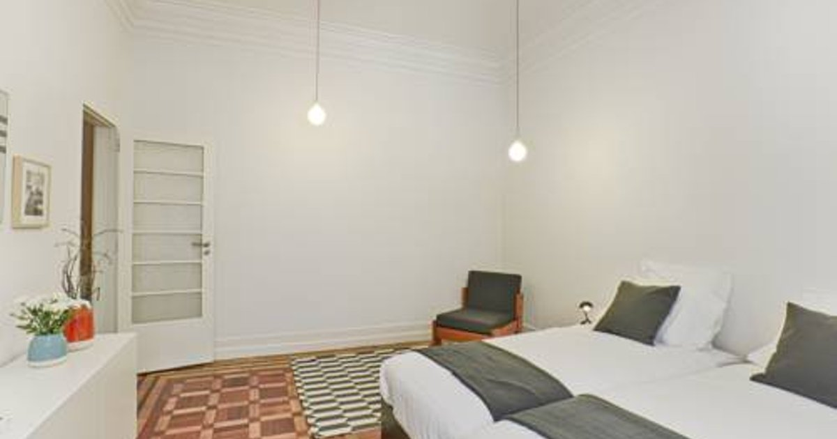 BmyGuest - Fifty two Lisbon Apartment