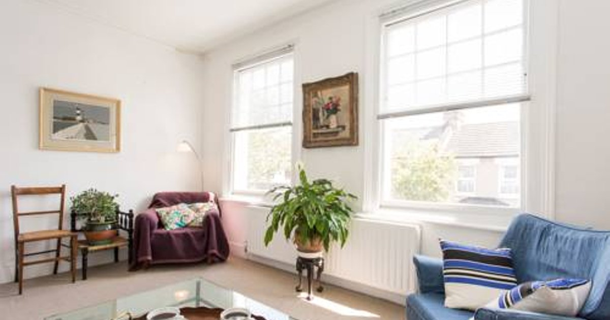 Barons Court Apartment
