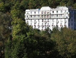 Aigueblanche hotels with restaurants