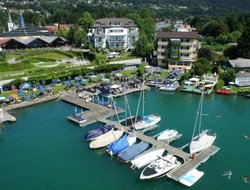 Top-10 hotels in the center of Velden am Woerthersee