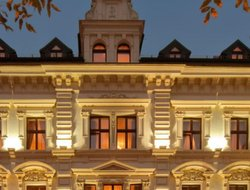 Top-8 hotels in the center of Chomutov