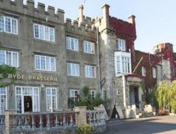 Isle of Wight hotels with restaurants