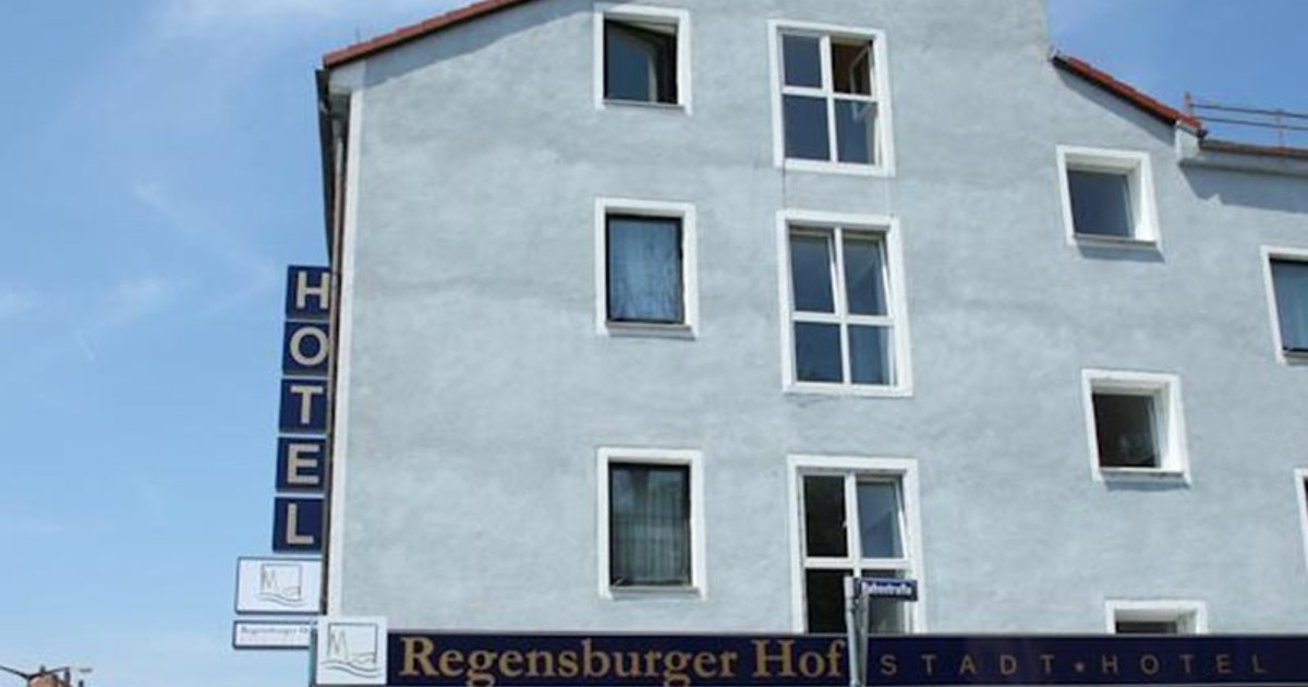 Regensburger Hof Hotel & Pension Garni