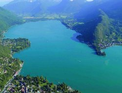 Talloires hotels with lake view