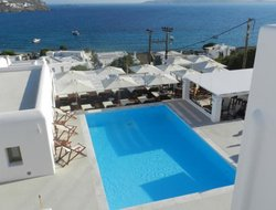 Agios Ioannis hotels with sea view