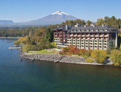 Chile hotels with lake view
