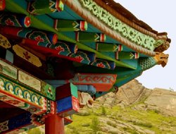 Mongolia hotels with restaurants