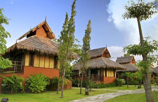 фото Pai Hotspring Spa Resort 488316284