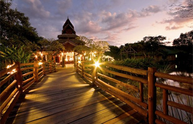 фото Pai Hotspring Spa Resort 488316285