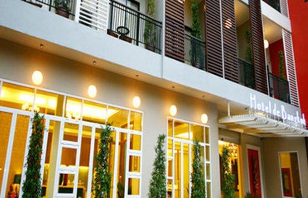 фото Отель De Bangkok 488413416