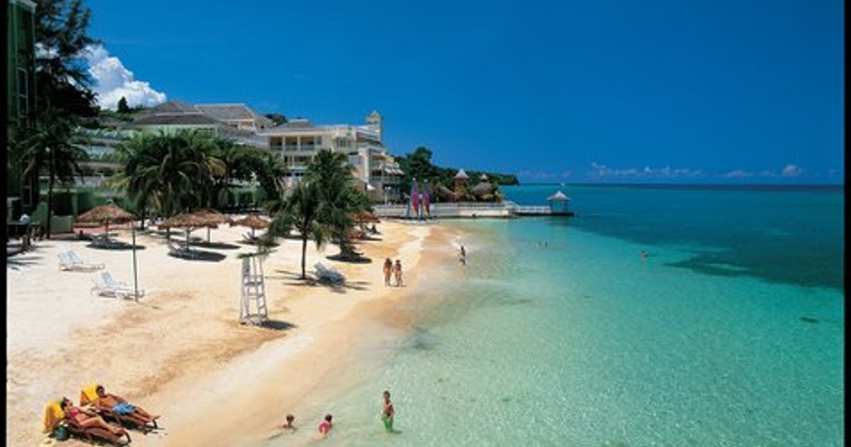 Beaches Ocho Rios - A Spa, Golf and Waterpark Resort - Luxury All Inclusive