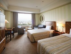 Business hotels in Osaka