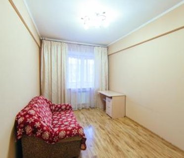 Apartment on Tsivileva 34