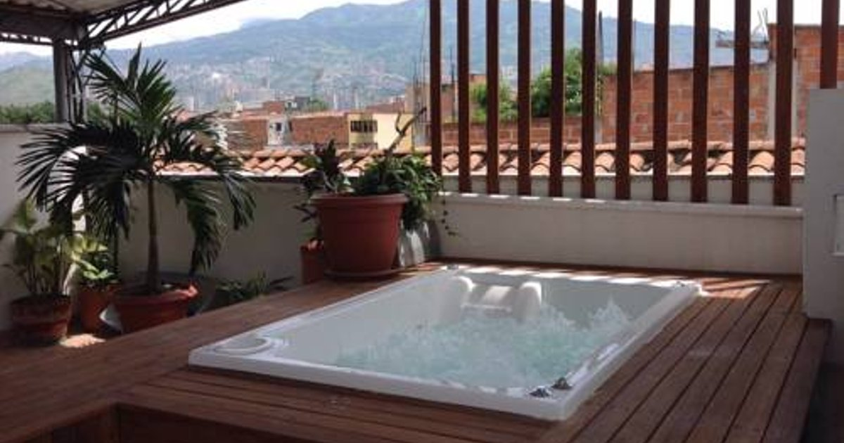 Rooftop Apartment in Medellin