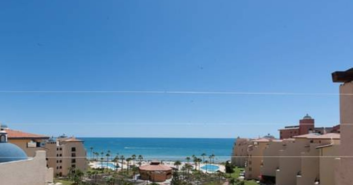 Three-Bedroom Apartment at Puerto Penasco C 507-V
