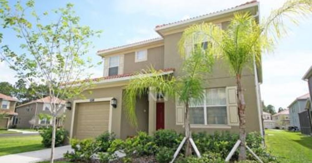Coco Palm Holiday home in Kissimmee 168