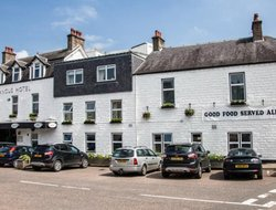 Blairgowrie hotels with restaurants