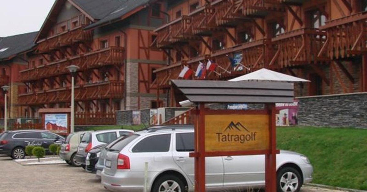 Tatra Resort Apartments