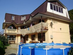 Top-5 hotels in the center of Arkhipo-Osipovka