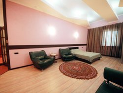 Novokuznetsk hotels with restaurants