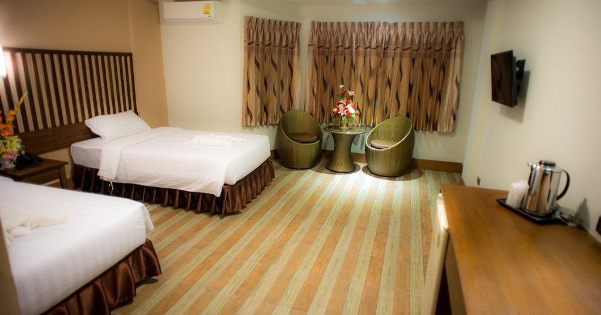J.A.Siam City Pattaya Hotel