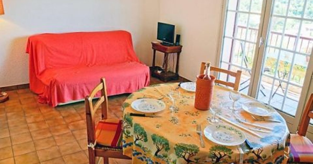 1 Bedroom Apartment in Agay