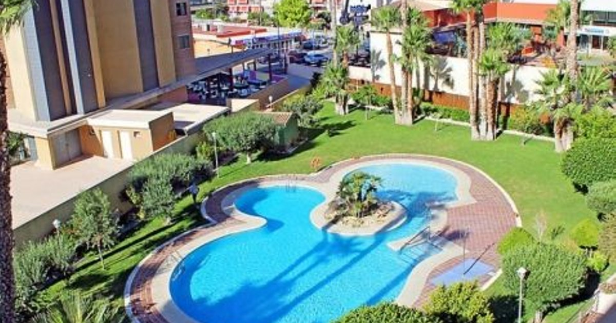 Rental Apartment Torpa, 3E - Benidorm, 1 bedroom, 4 persons