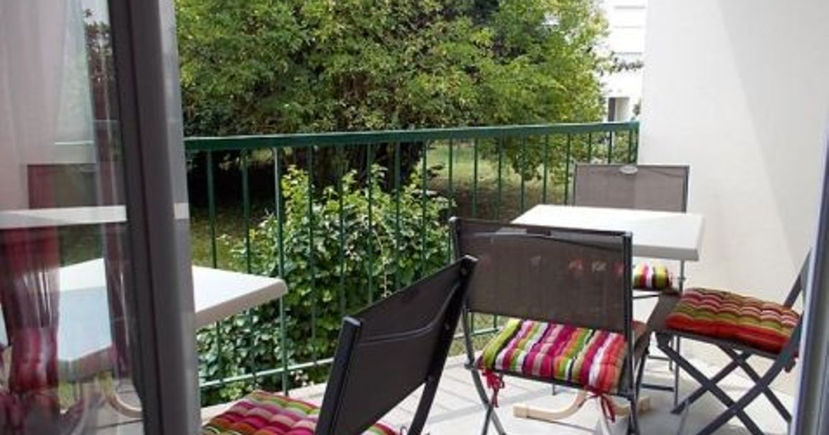 Rental Apartment Royan - Royan, 3 bedrooms, 5 persons