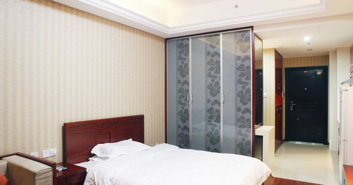 Warm Studio for 3 Persons near Qiantang River