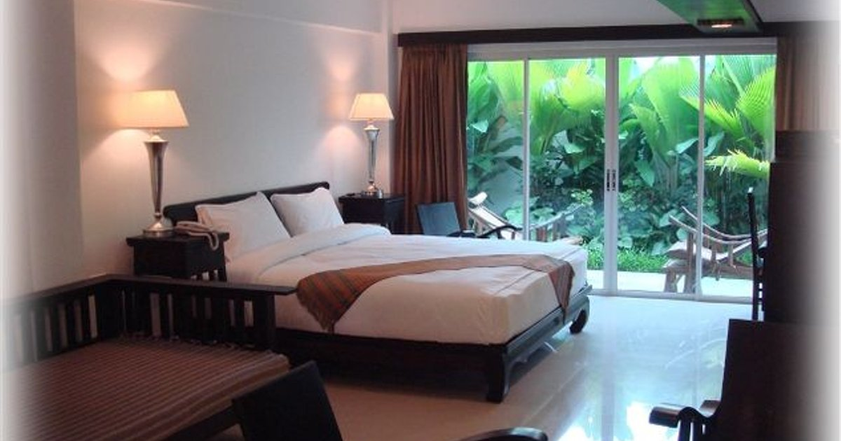 Siam Piman Suite Room