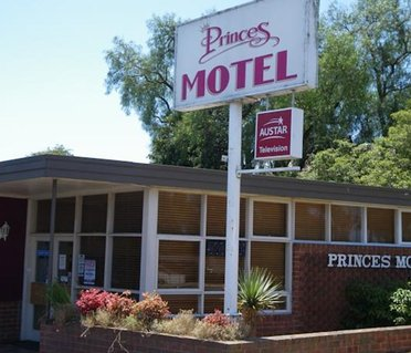 Princes Motel Bega