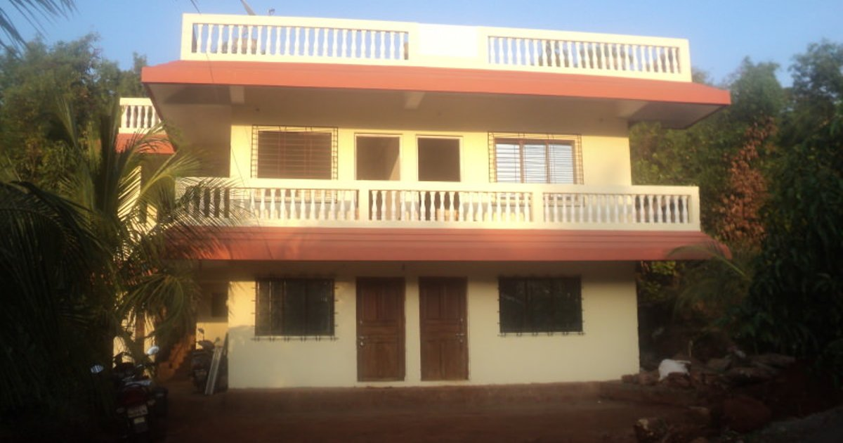 A homestay near sea beach in Konkan